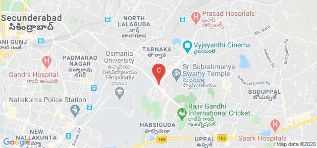 Indian Institute Of Hotel Management and Culinary Arts, Nagendra Nagar, Habsiguda, Hyderabad, Telangana, India