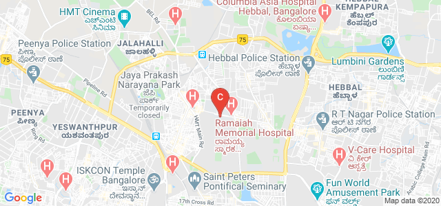 Ramaiah College Of Hotel Management, New BEL Road, Devasandra Layout, Bangalore, Karnataka, India