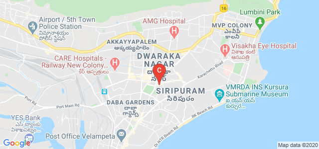 JD Institute Of Fashion Technology, Opp. Hotel Meghalaya, Ram Nagar, Visakhapatnam, Andhra Pradesh, India