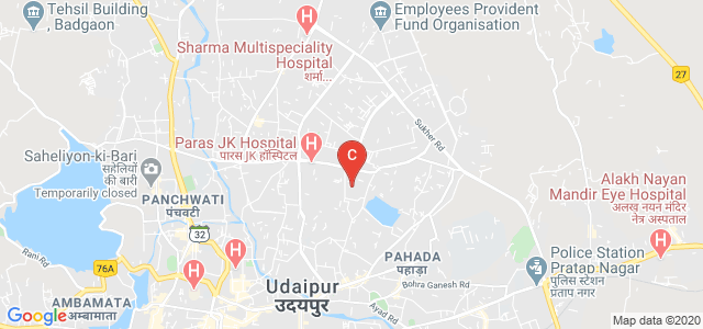 Ananta Institute of Medical Sciences & Research Centre, V Road, New Keshav Nagar, Shobhagpura, Udaipur, Rajasthan, India