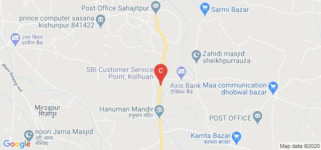Malmaliya - Jalalpur - Chhapra Road, Hafizpur, Saran, Bihar, India