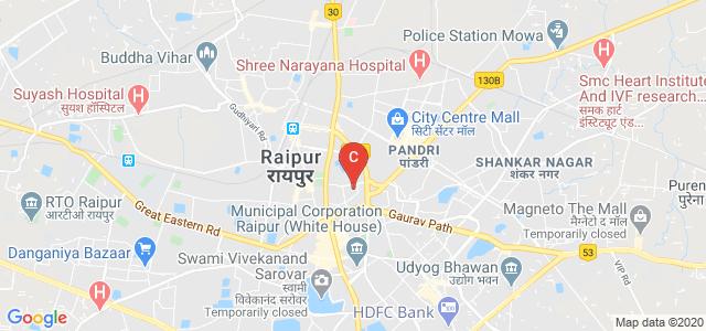Government Dental College,Raipur, Maidan Path, Moudhapara, Raipur, Chhattisgarh, India