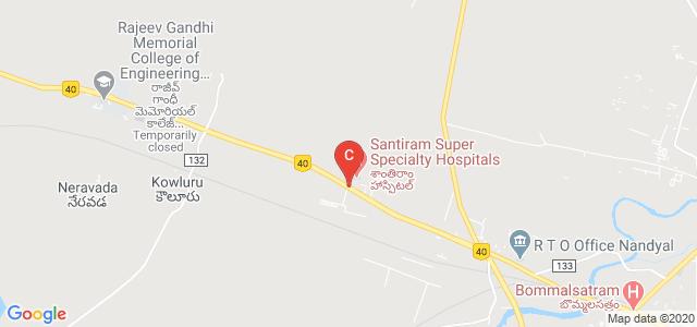 Santhiram Medical College, Andhra Pradesh