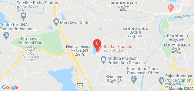 Shadan Institute Of Medical Sciences,Teaching Hospital & Research Centre, Peeranchuruvu, Hyderabad, Ranga Reddy, Telangana, India