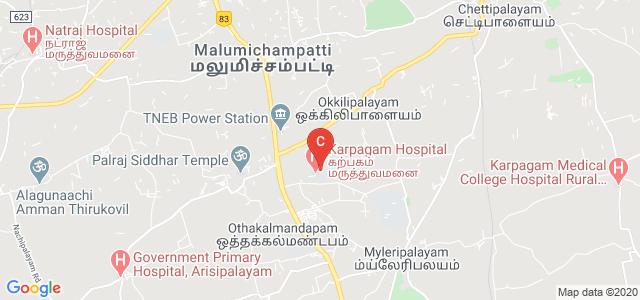 Karpagam Medical College & Hospital, Othakalmandapam, Tamil Nadu, India