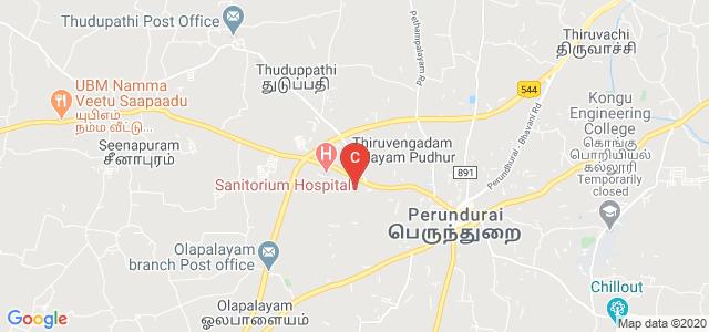 IRT Perundurai Medical College, Perundurai, Tamil Nadu, India
