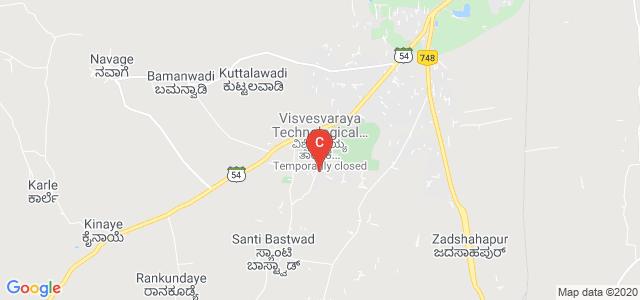 Visvesvaraya Technological University, VTU Main Road, Jnana Sangama, Machhe, Belgaum, Karnataka, India