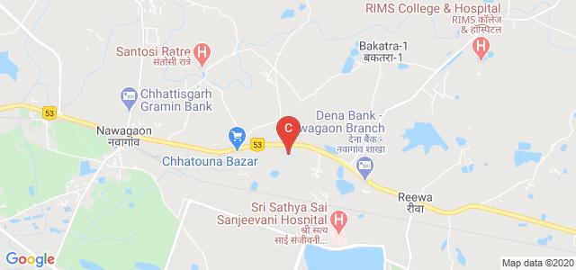RITEE College of Nursing, Sector 1, Chhatouna, Naya Raipur, Chhattisgarh, India