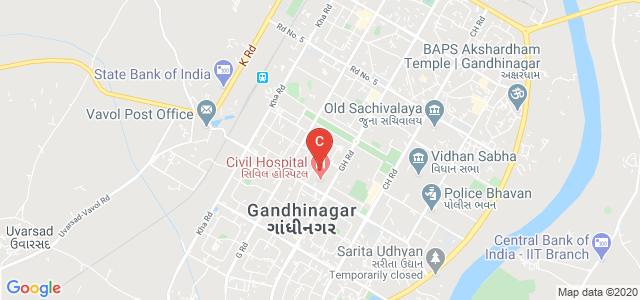 Chanchalben Mafatlal Patel College of Nursing, Sector 12B, Gandhinagar, Gujarat, India