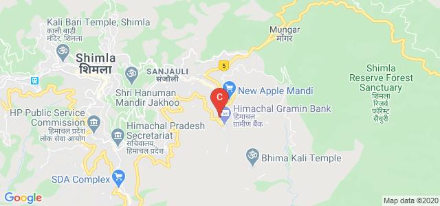 Shivalik Institute Of Nursing, Bhattakufer, Shimla, Himachal Pradesh, India