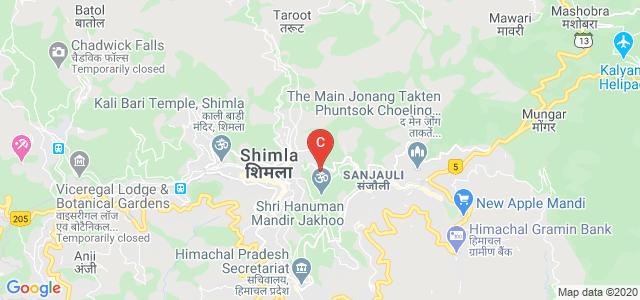 Sister Nivedita Govt. Nursing Institute, IGMC, Shimla, Himachal Pradesh, India
