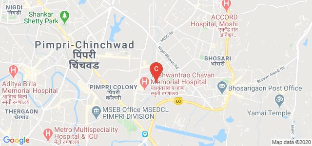 Dr. D. Y. Patil College of Nursing, MIDC, Bhosari, Pune, Maharashtra, India