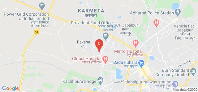Premwati College of Nursing, Vijay Nagar, Jabalpur, Madhya Pradesh, India