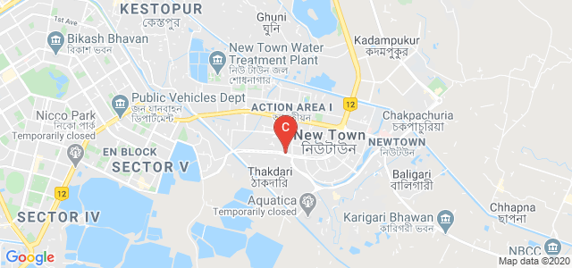 New Town Kolkata, Major Arterial Road (South East Extension), Action Area I, Newtown, New Town, West Bengal, India