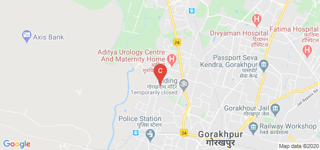 Rajendra Nagar, Gorakhpur, Uttar Pradesh 273015, India