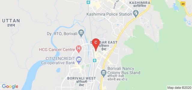 Dahisar East, Krishna Colony, Mumbai, Maharashtra 400068, India
