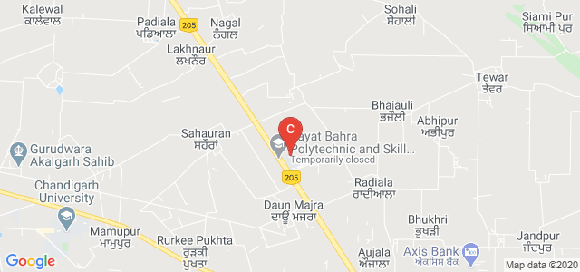 Rayat-Bahra University School of Law, Mohali, Punjab, India