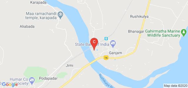 Ganjam College, Ganjam, Odisha, India