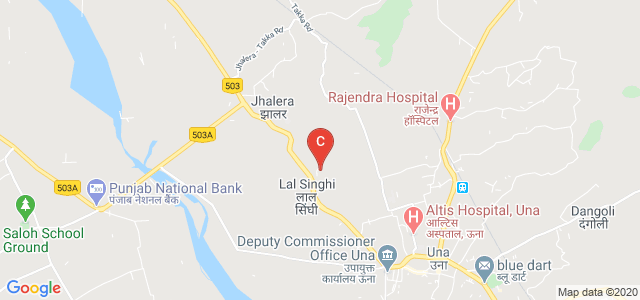 Lala Jagat Narayan Himotkarsh Kanya Mahavidyalaya, State Highway 25, Kotla Khurd, Una, Himachal Pradesh, India