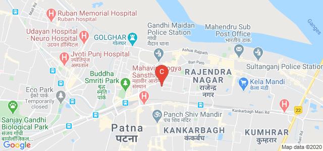 Rajkiya Ayurvedic College and Hospital, Budhha Murti, Justice Rajkishore Path, West Lohanipur, Ghrounda, Patna, Bihar, India