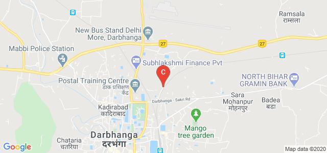 I.B.M , Darbhanga, Bela Dullah Road, Sundarpur, Darbhanga, Bihar, India