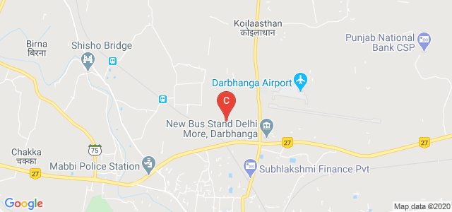 Swami Vivekanand B.ED Teachers & Training College, Bela Dullah Rd, Darbhanga, Bihar, India