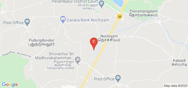 Dhanalakshmi Srinivasan Medical College, Tamil Nadu, India