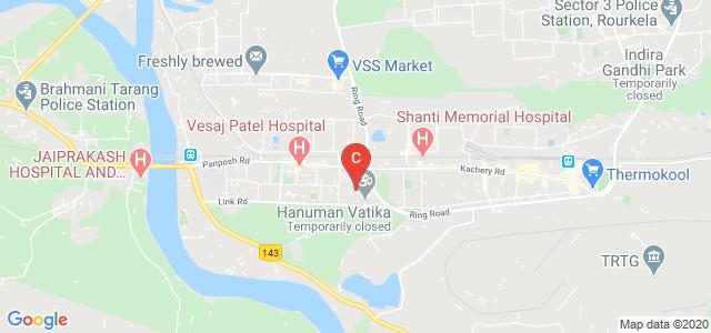 Hi Tech Medical College & Hospital Rourkela, Civil Township, Rourkela, Odisha, India