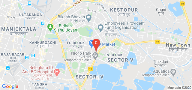 National Institute of Homeopathy, GE Block, Sector III, Salt Lake City, Kolkata, West Bengal, India