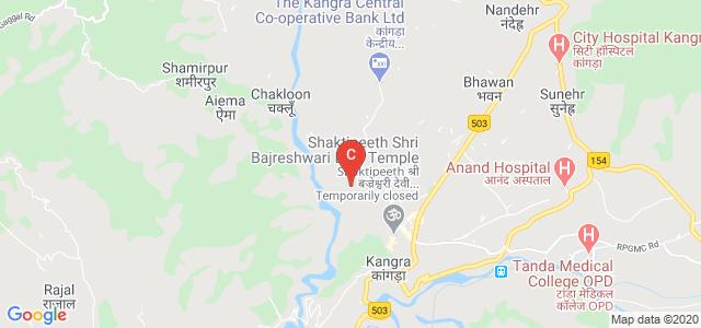 National Institute of Fashion Technology, NIFT Campus, Talpura, Kangra, Himachal Pradesh, India