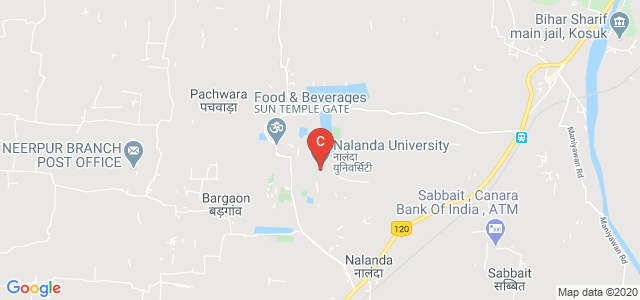 Nalanda University, Rajgir, Nalanda, Bihar, India