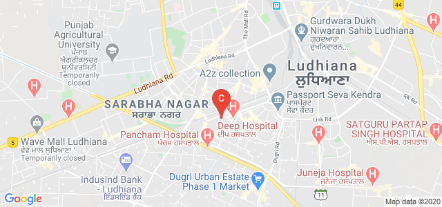 Guru Teg Bahadur College of Nursing, Pakhowal Rd, Shastri Nagar, Model Town, Ludhiana, Punjab, India