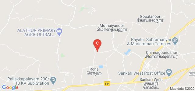 Veerachipalayam Mines Road, Virachchipalayam, Salem, Tamil Nadu, India