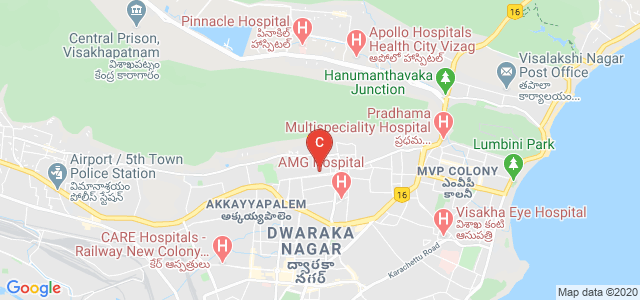 Academy of Life Sciences Nursing, Seethammadhara Road, NE Layout, Sheela Nagar, Visakhapatnam, Andhra Pradesh, India