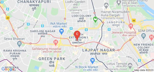 International Institute of Mass Media, Pilanji, Block B, South Extension I, New Delhi, Delhi, India