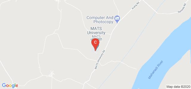 MATS University, Raipur, Chhattisgarh, India