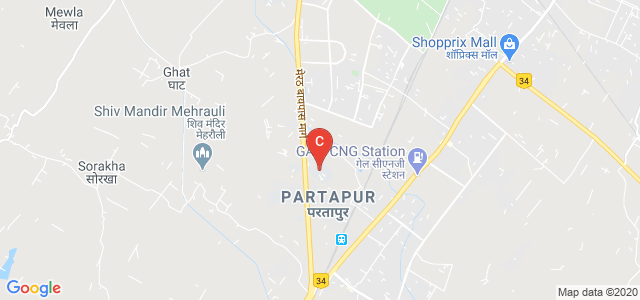 Dewan V. S. Institute of Hotel Management, NH 58, Partapur, Jharli, Uttar Pradesh, India