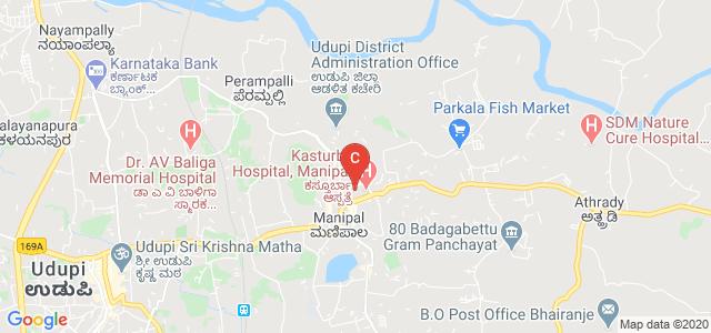 Manipal College of Nursing, Madhav Nagar, Eshwar Nagar, Manipal, Karnataka, India