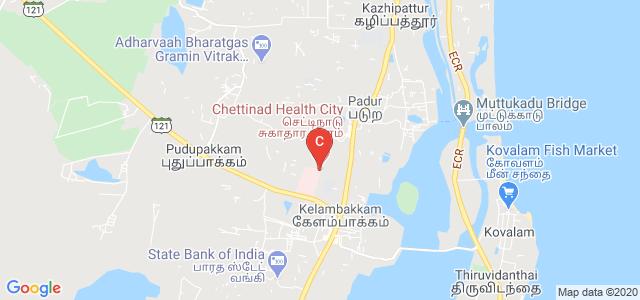 Chettinad Dental College and Research Institute, Kancheepuram, Kelambakkam, Tamil Nadu, India