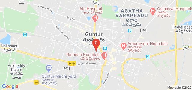 Guntur Medical College Road, Kanna Vari Thota, Guntur, Andhra Pradesh, India