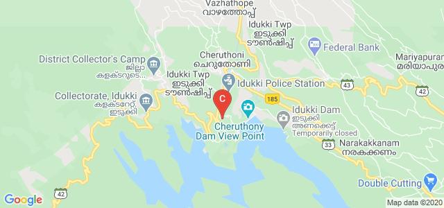 Government Medical College Office Idukki, Idukki Township, Kerala, India