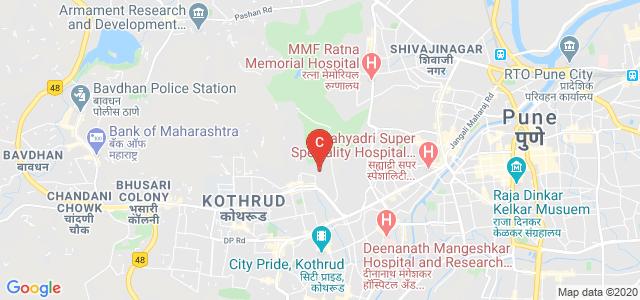 Yashwantrao Mohite College of Arts Science and Commerce, Paud Road, Rambaug Colony, Erandwane, Pune, Maharashtra, India