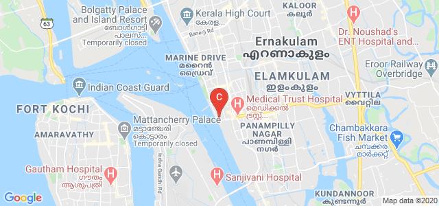 National Centre For Aquatic Animal Health (NCAAH), Fine Arts Avenue, Pallimukku, Ernakulam, Kerala, India