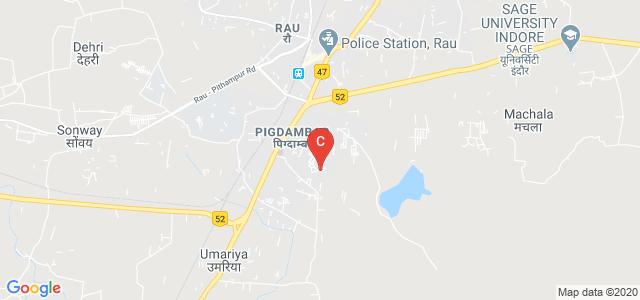 COLLEGE OF DENTAL SCIENCE AND HOSPITAL, Rau, Madhya Pradesh, India