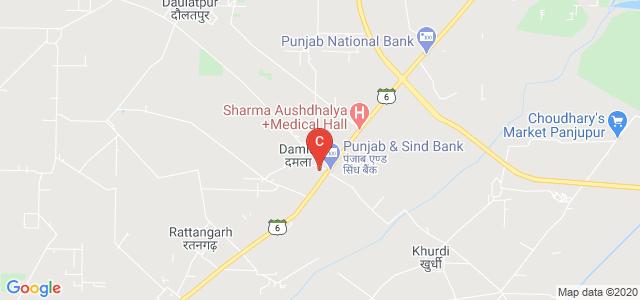 Seth Jai Prakash Polytechnic, Damla, Yamuna Nagar, Haryana, India
