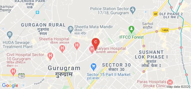 JD Institute of fashion Technology, Block M, DLF Colony, Sector 14, Gurgaon, Gurgaon, Haryana 122001, India