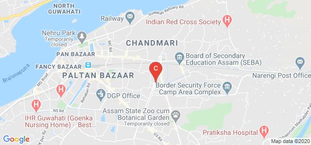 JD Institute Of Fashion Technology, Rajragh Road, Sarania Hills, Guwahati, Assam, India