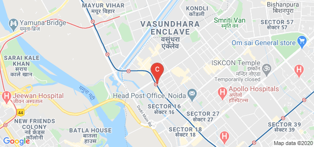 JD Institute Of Fashion Technology, Noida, Sector 2, Pocket I, Sector 2, Noida, Uttar Pradesh, India