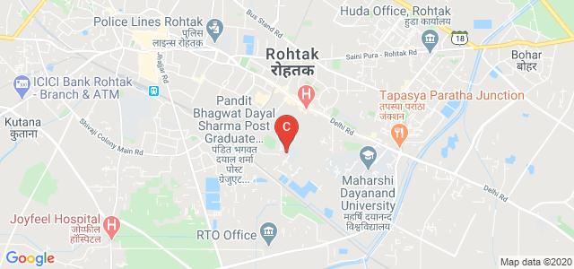 Pt.B.D.Sharma PGIMS, Rohtak, Haryana, India