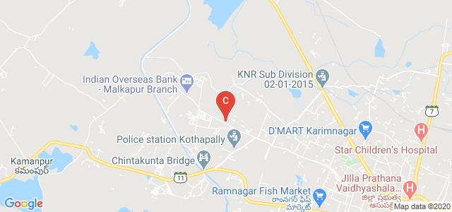 Justice Kumarayya Law College, Malkapur Road, Telangana, India